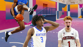 NBA Mock Draft Prospects NCAA Top-25 Saturday Game Schedule