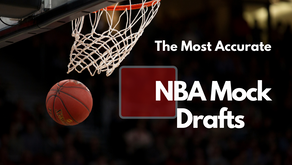What NBA Mock Draft Is The Most Accurate?