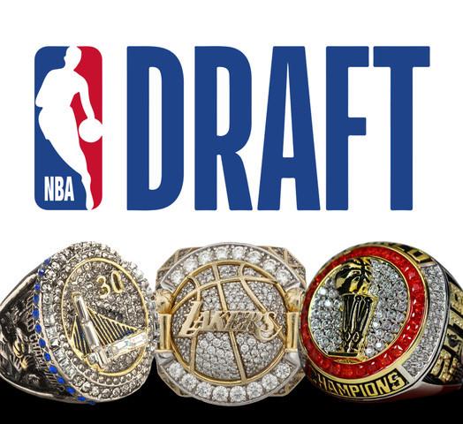 NBA Draft and Championship Rings