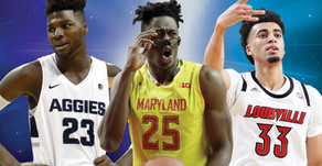 NCAA Men's Basketball Top-25 and the NBA Mock Draft Stars on These Top-Rated Teams