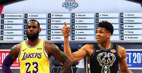 NBA Draft Results: The Draft History Of The 2020 NBA All-Star Class