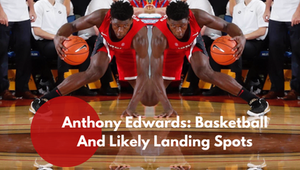 Anthony Edwards basketball picture