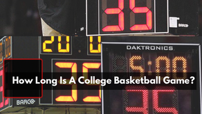 NCAA Hoops: How Long Is A College Basketball Game?