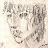 Drawing by Elisa LE HIR from comic by Enki Bilal