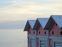 Seaside at Castiglioncello