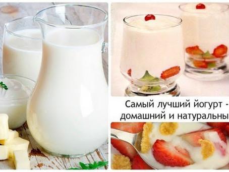 Инструкция по приготовлению кисломолочного продукта из заквасок