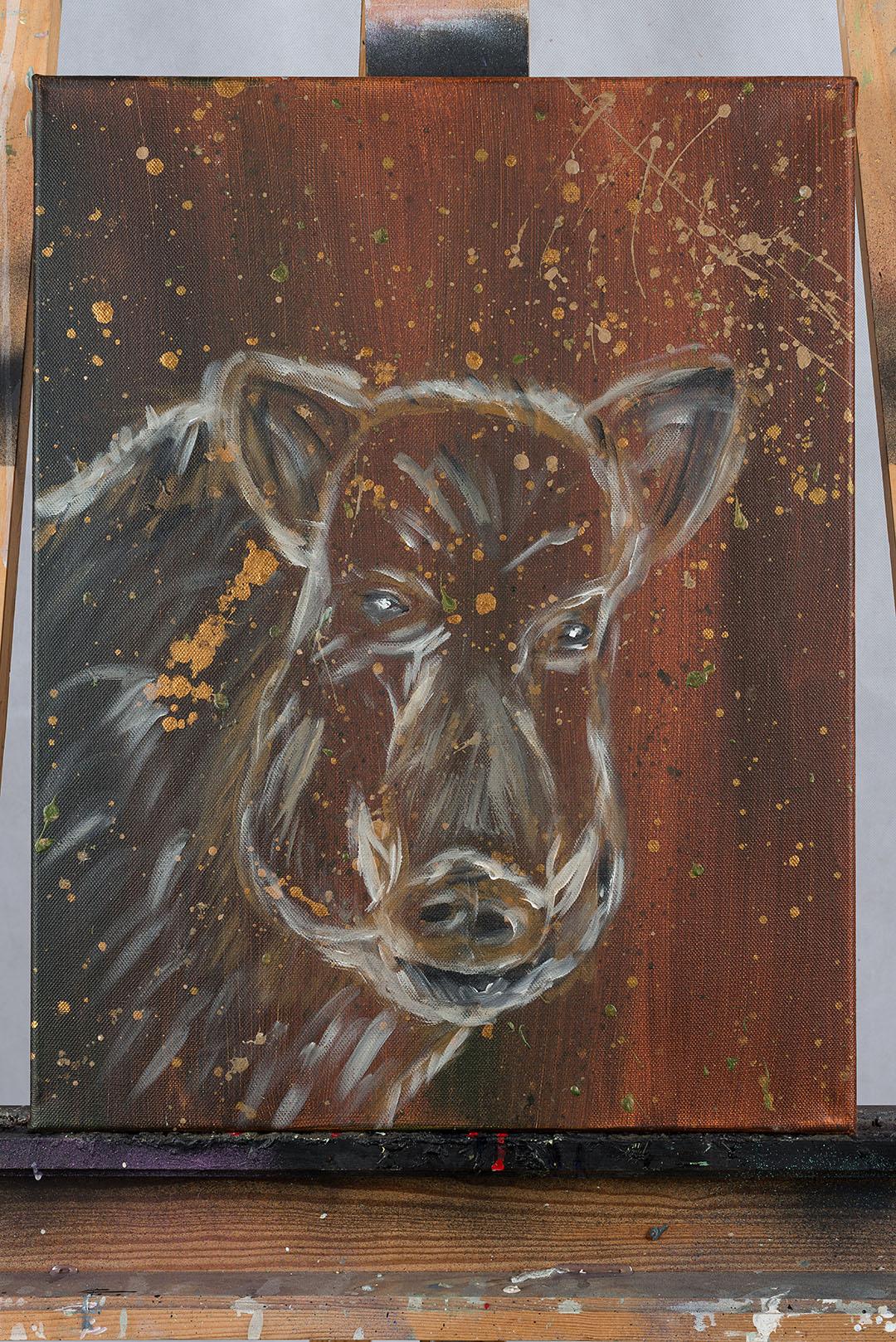 Ghost Boar