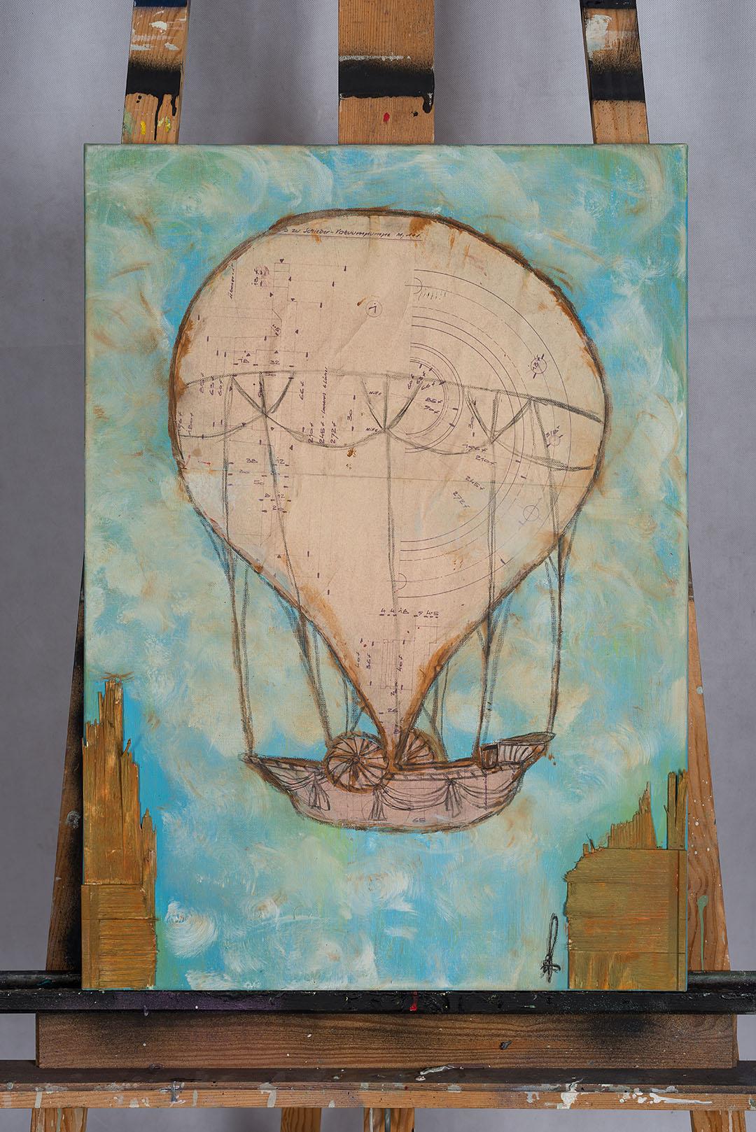 The old Balloon