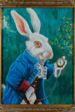 What's the Time Rabbit?