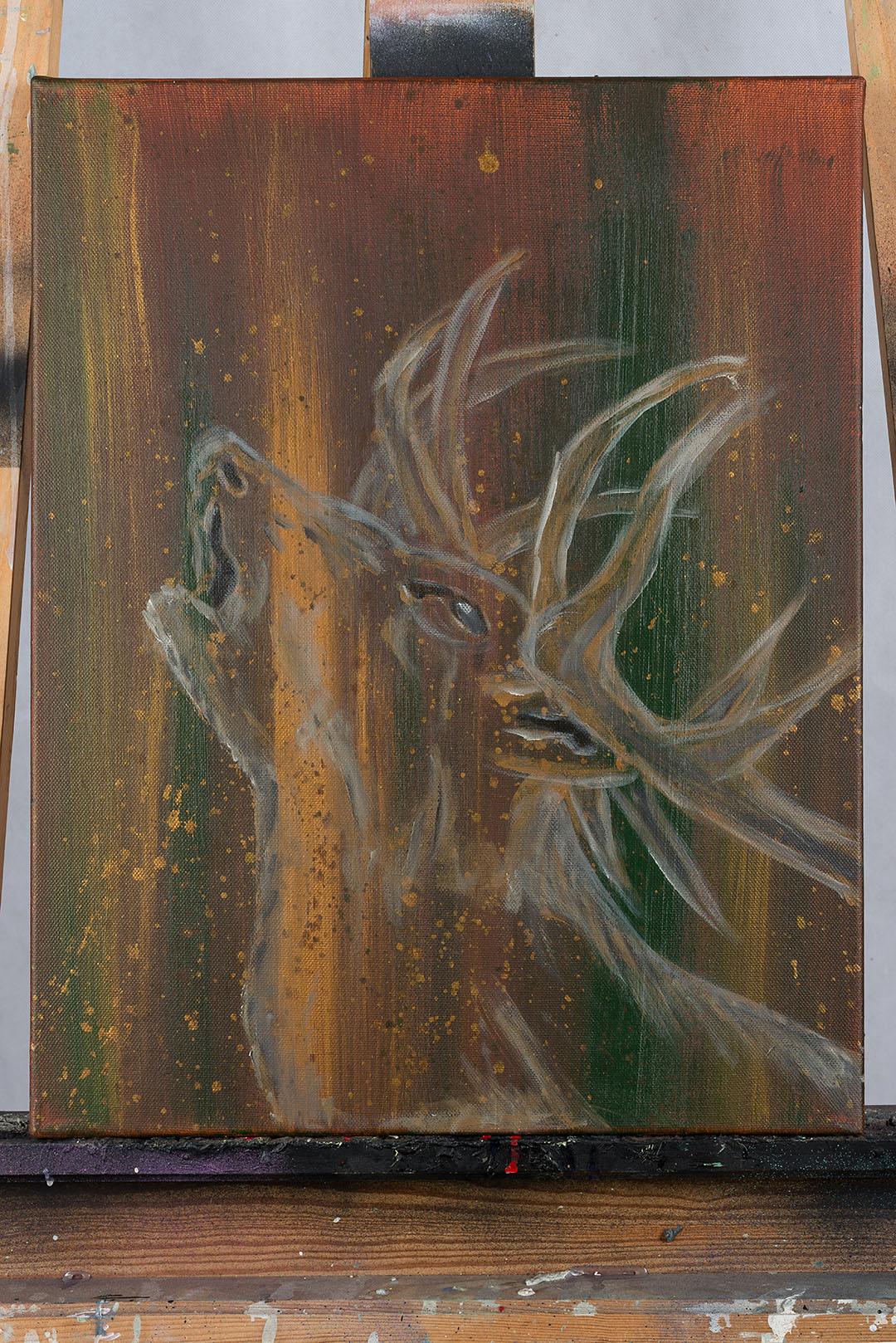 Gohst Deer