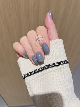 One Color Gel Manicure