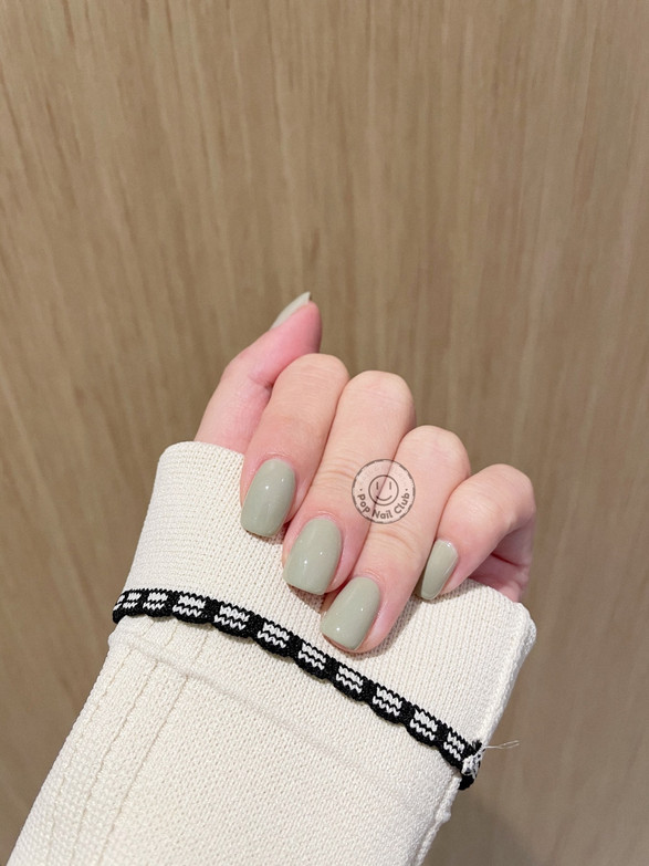 One Color Gel Manicure