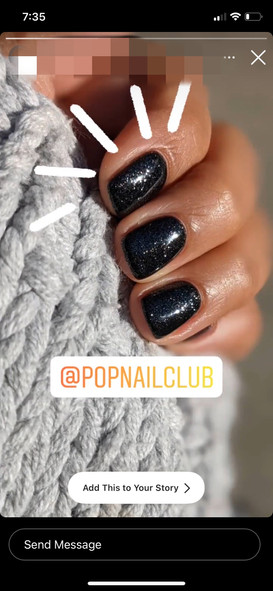 Perfect One Color Gel Mani