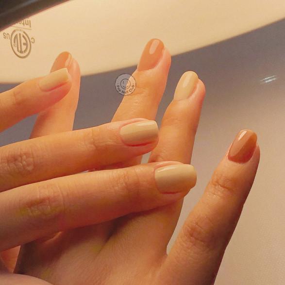Gel Colors Manicure