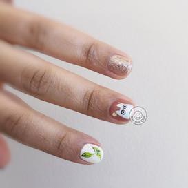 Hand Painted-Totoro
