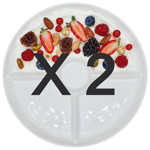 2 NutriPlate + plan de nutriție