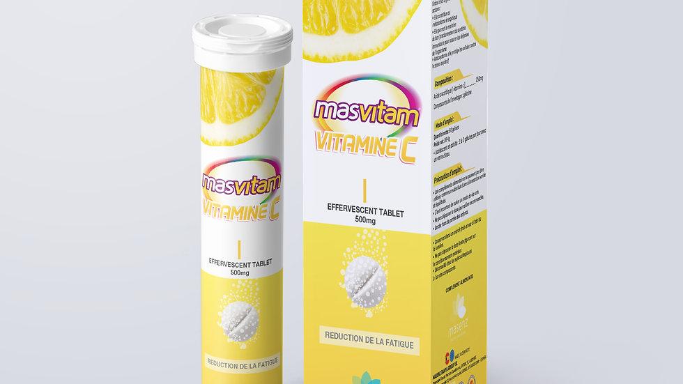 MASVITAM EFFERVSCENT C 1000 mg