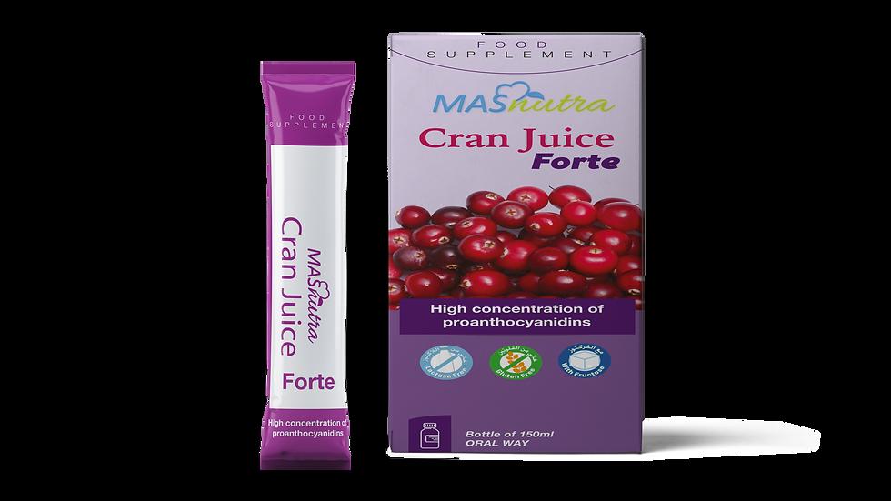 MASNUTRA CRAN JUICE FORTE