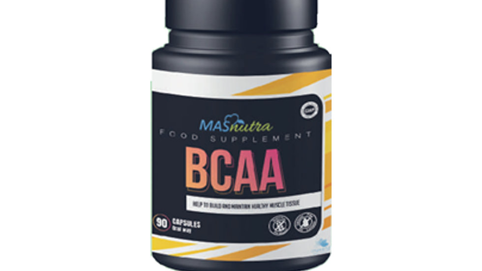BCAA with Glutamine
