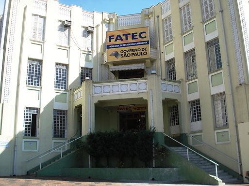 Concorrência para reforma do prédio histórico da Fatec Catanduva está em andamento