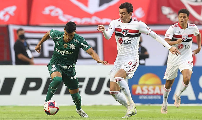 São Paulo e Palmeiras duelam pelas quartas de final da Libertadores