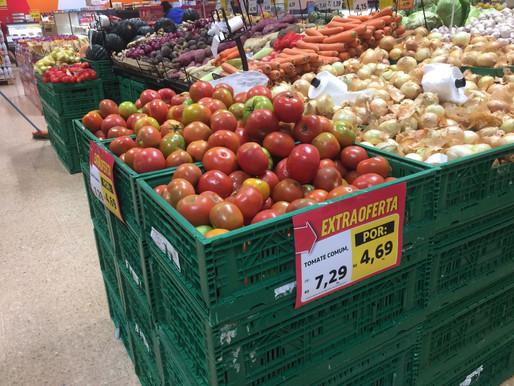 Catanduvenses sentem no bolso aumento nos preços de verduras e legumes