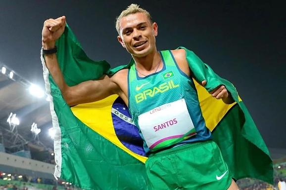 Altobeli Silva estreia nas Olimpíadas de Tóquio nesta quinta-feira à noite
