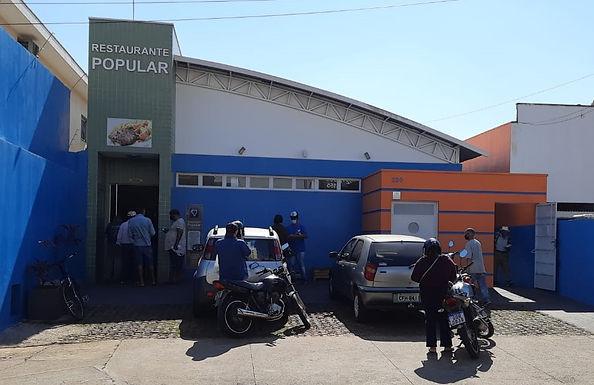 Licitação do Restaurante Popular é alvo de representação no Ministério Público