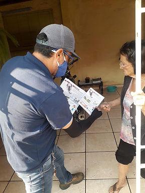 Equipe de Sinantrópicos intensifica prevenção e combate ao escorpião