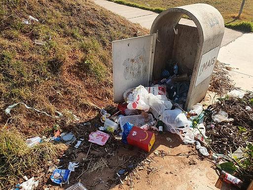 Morador do loteamento Horizon reclama de furtos e vandalismo no bairro