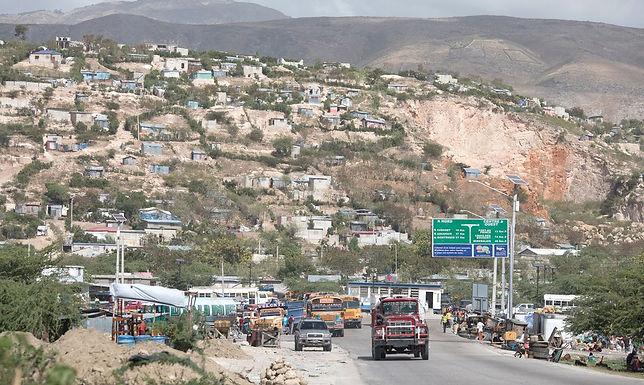 Terremoto de magnitude 7,2 atinge o Haiti