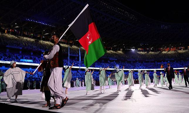 Sonho paralímpico acaba para atletas do Afeganistão retidos em Cabul