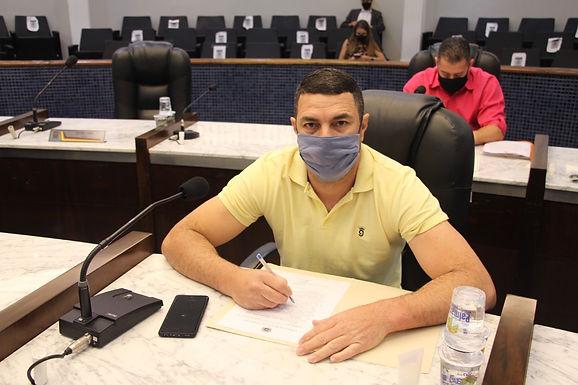 Juiz eleitoral extingue processo do Partido Cidadania contra vereador Bellê