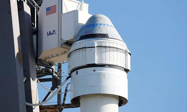 Boeing avalia datas em agosto para lançar cápsula espacial Starliner