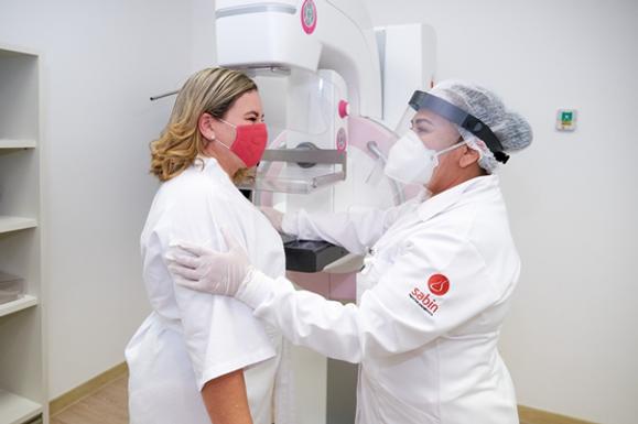 Mamografia pode reduzir em até 30% a possibilidade de morte por câncer de mama