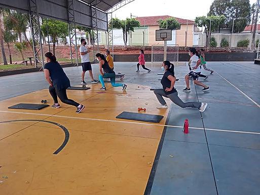 Professor de Educação Física ressalta importância do treinamento funcional