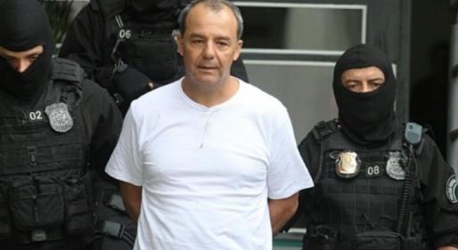 Ex-governador do Rio é interrogado, antes de transferência de presídio