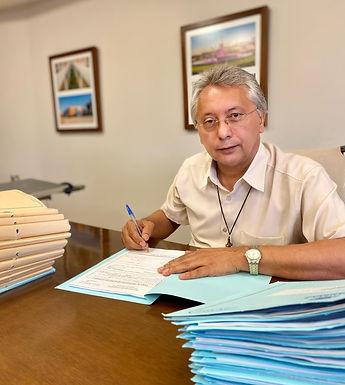 Padre Osvaldo pode perder mandato e ser multado em R$ 1 milhão