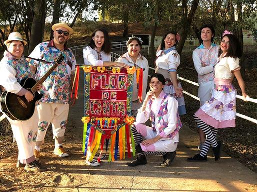 Espetáculo 'Travessias' do Grupo Flor de Chita é atração do Farpa nesta 3ª