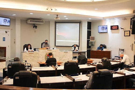 Câmara de Catanduva analisa seis projetos de lei na sessão de amanhã