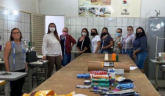 Prefeitura de Santa Adélia inicia nova turma do curso de corte e costura