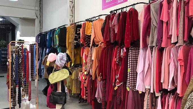 Bazar da Avoiam faz promoção com peças a partir de R$ 1