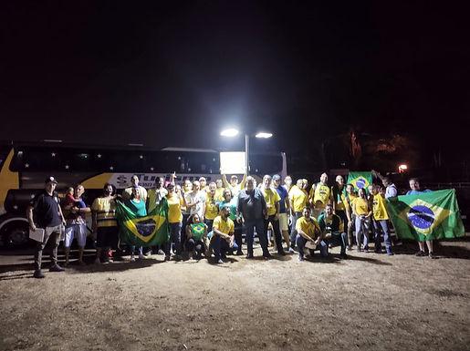 Grupos pró-Bolsonaro organizam caravanas para São Paulo e carreata em Catanduva