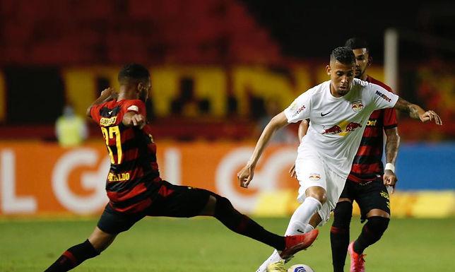 Sport e Bragantino empatam na Ilha do Retiro