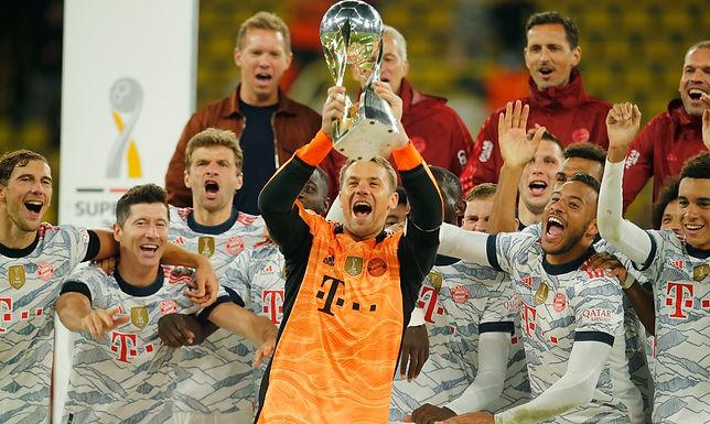 Lewandowski marca e ajuda Bayern a conquistar Supercopa da Alemanha