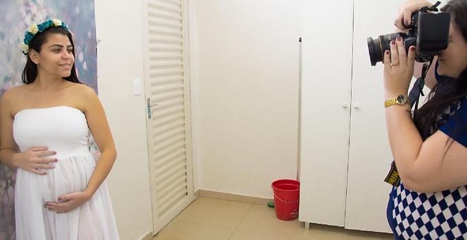 Hospital Padre Albino organiza mais uma edição da visita à maternidade