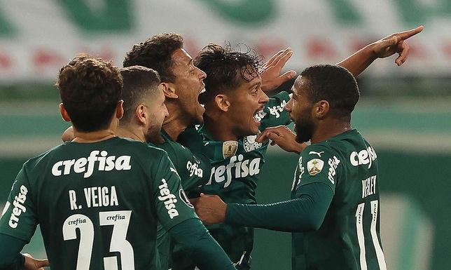 Palmeiras avança e confirma Choque-Rei nas quartas da Libertadores