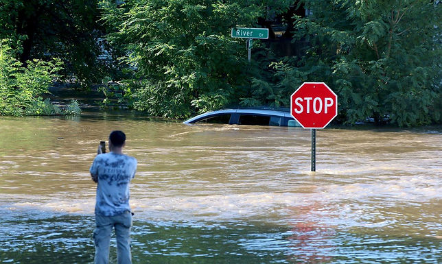 Inundações históricas em Nova York e Nova Jersey deixam nove mortos