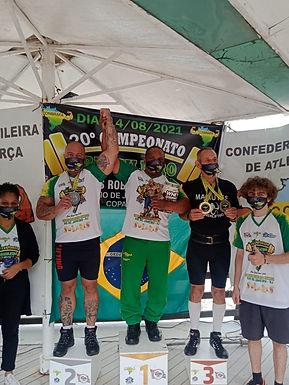 Atletas de Catanduva conquistam troféus e 16 medalhas de ouro no Campeonato Brasileiro