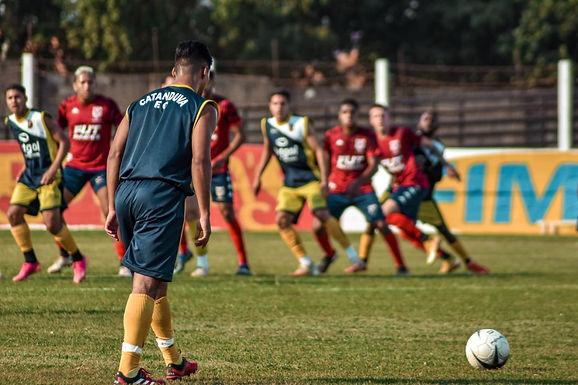Catanduva FC estreia na Segundona contra o Fernandópolis neste domingo